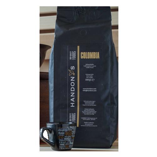 Handon´s Columbia kohviuba 1kg