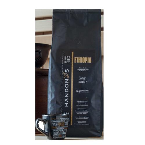 Handon´s Ethiophia kohviuba 1kg