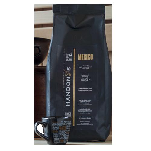 Handon´s Mexico kohviuba 1kg